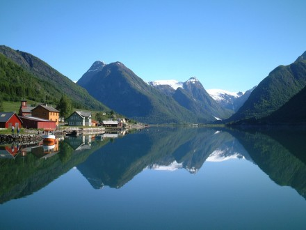 Bergen natur