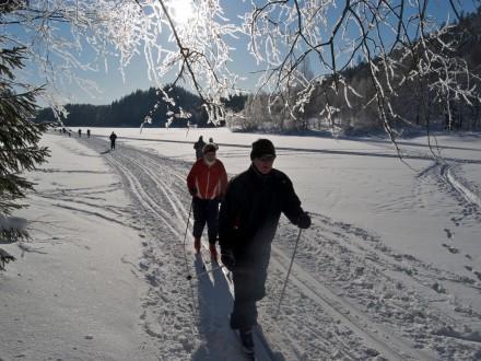Beitostølen ski langrend