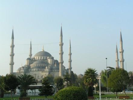 Istanbul moske kultur by