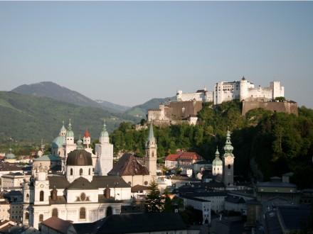 salzburg by