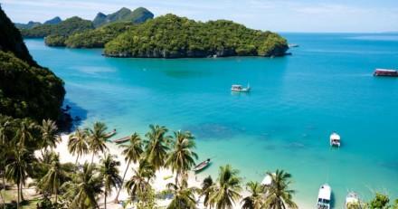 Thailand strande