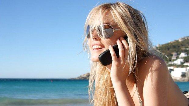 mobil i udlandet